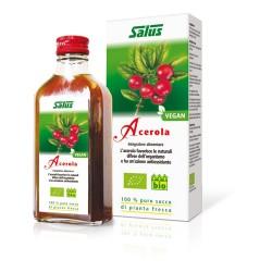 Succo Acerola 200 ml Salus...