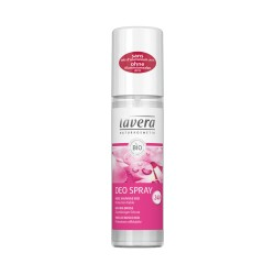 Deodorante spray body fresh 75 ml gusti assortiti Lavera