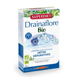 Drainaflore 300 ml Superdiet