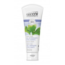 Gel detergente rivitalizzante Faces 100 ml Lavera
