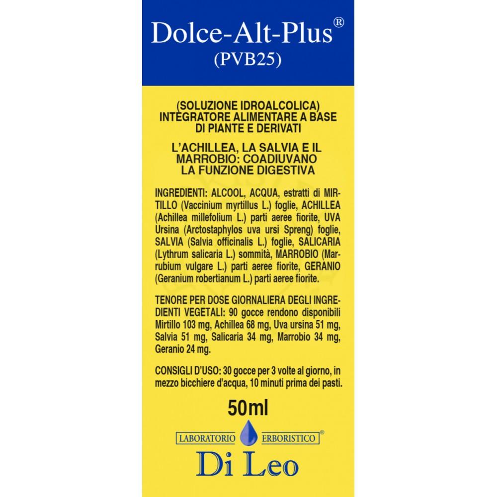Di Leo Dolce Alt Plus P.V.B 25 50 ml
