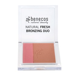Fresh bronzing duo ibiza night 8 g Benecos