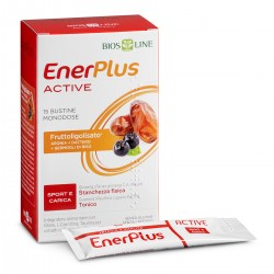 EnerPlus Active 15 bustine x 10ml Integratore Alimentare Bios Line