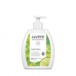 Sapone liquido fresco Lime care 250 ml Lavera