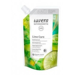 Sapone liquido fresco Lime care 500 ml Lavera