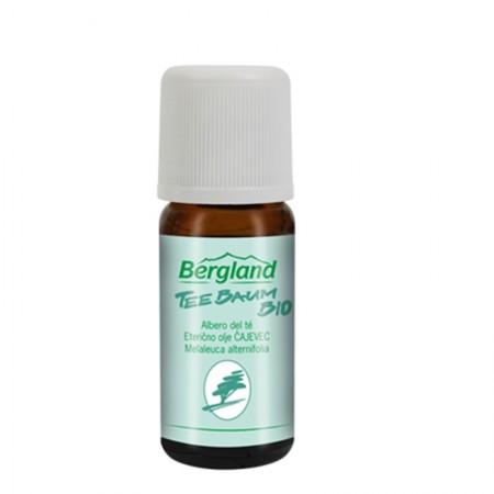 Olio Naturale Tea tree BIO 30 ml Bergland