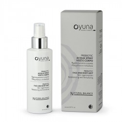 Acqua spray viso e corpo...