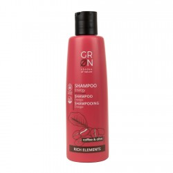 Shampoo energizzante caffè & oliva 250 ml Grn shades of nature