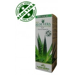 Naturalidee Aloe Vera Gel Bio 200 ml