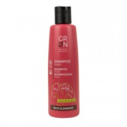 Shampoo olio di semi & broccoli & olive 250 ml Grn shades of nature