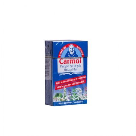 Carmol pastiglie gommose senza zucchero 45 g