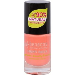 Smalto unghie Peach Sorbet 5 ml Benecos