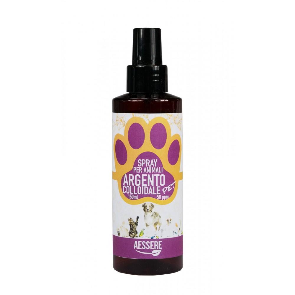 Aessere Argento Colloidale PET Spray 50