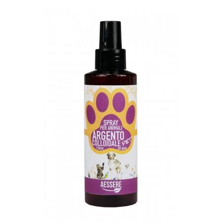 Aessere Argento Colloidale PET Spray 50 ppm 150 ml