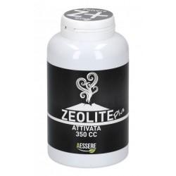 Zeolite attivata Plus Polvere 350 cc Integratore alimentare Aessere