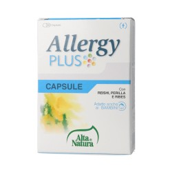 Allergy Plus 30 cps da 500...
