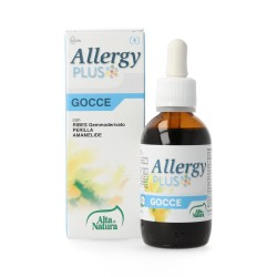 Allergy Plus gocce da 50 ml...