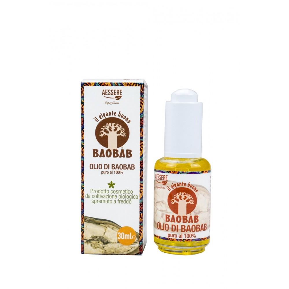 Aessere Olio Puro Di Baobab puro al 100%