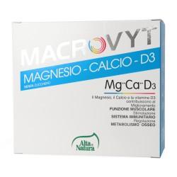 Macrovyt Magnesio Calcio e...