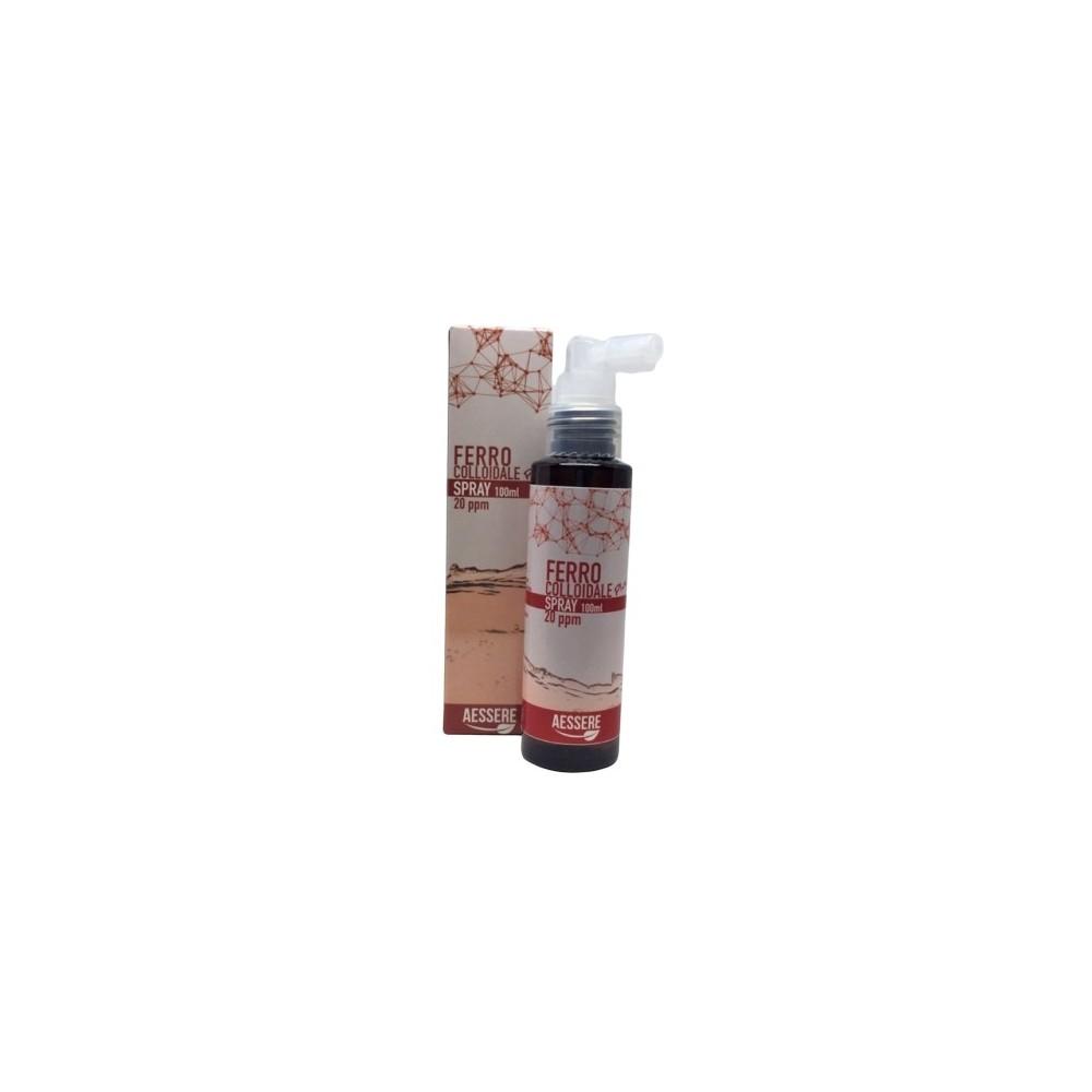 Aessere Ferro Colloidale Plus Spray 20