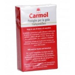 Carmol pastiglie per la gola  Zenzero con stevia 45 gr