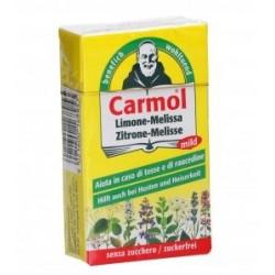Carmol pastiglie per la gola  Zenzero e Melissa 45 gr