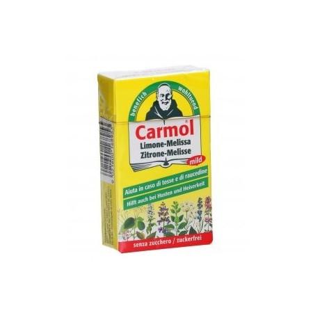 Carmol pastiglie per la gola  Limone e Melissa 45 gr