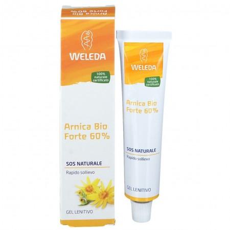 Gel lenitivo Arnica Bio Forte 60% Weleda