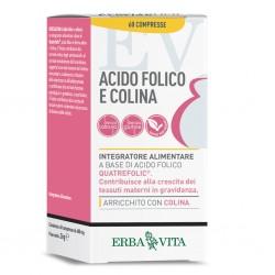 Acido Folico e Colina 60...