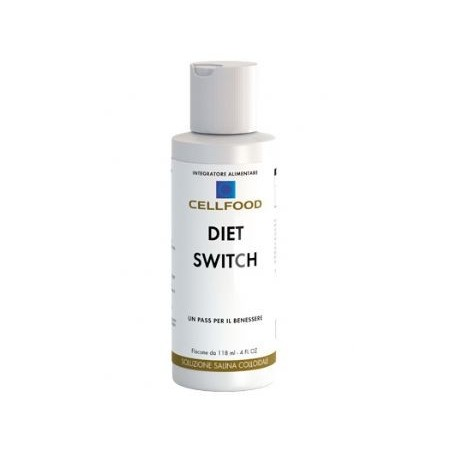 CELLFOOD Diet Switch 118 ml Integratore alimentare