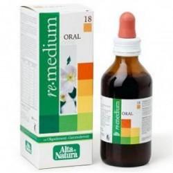 Remedium 18 oral Gola 100...