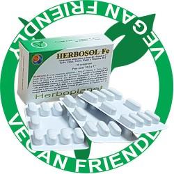 Herbosol - Fe 30 cpr,...