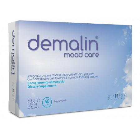 Forza Vitale Glauber Pharma Demalin 60 cps da 500 mg Integratore alimentare