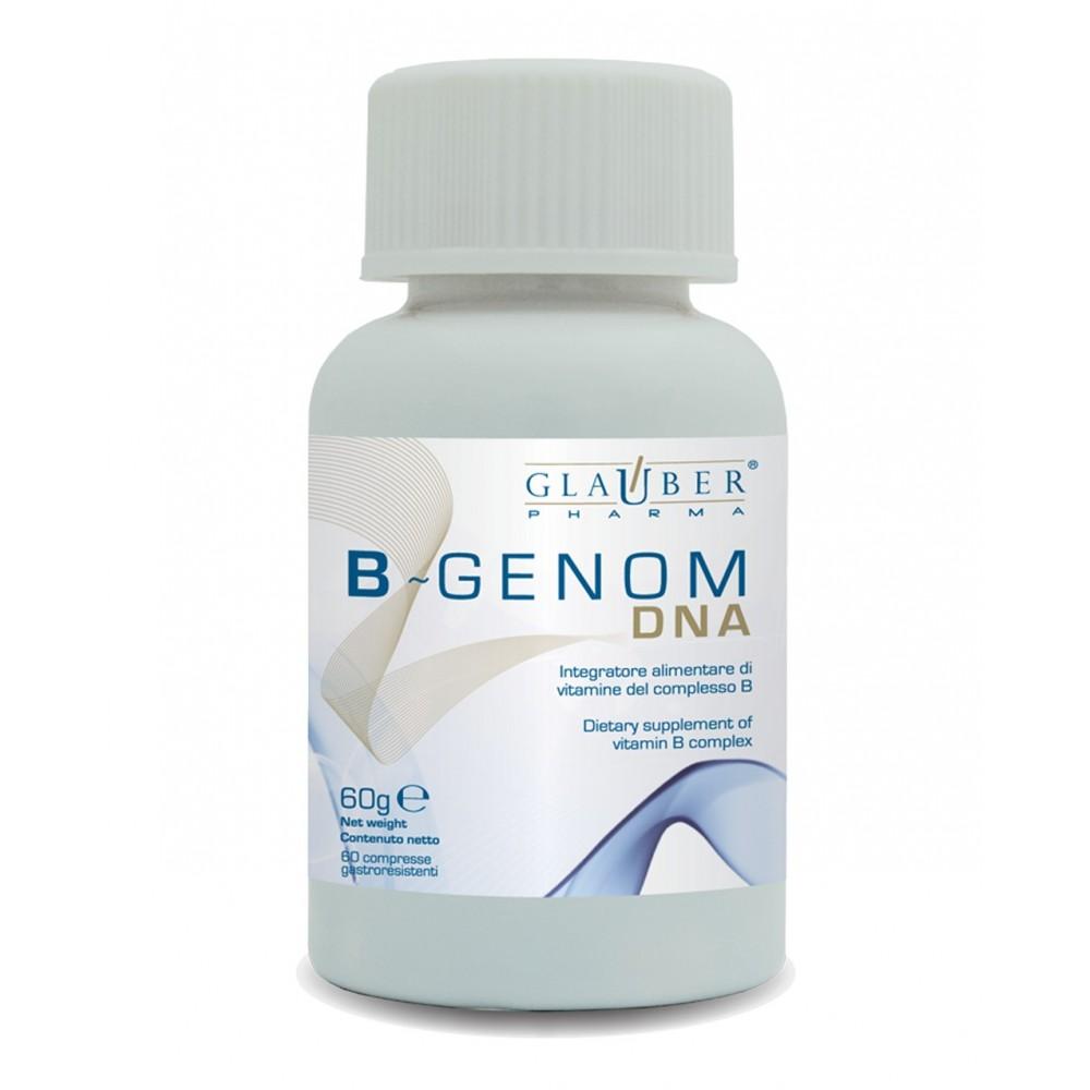 Forza Vitale Glauber Pharma B Genom DNA