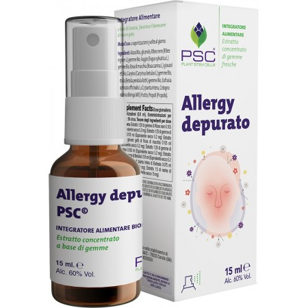 Forza Vitale Allergy Depurato PSC™ Spray 15 ml Integratore alimentare Spray