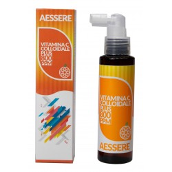 Aessere Vitamina C Colloidale Plus Spray 800ppm 100ml