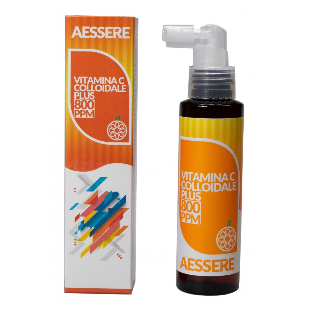 Aessere Vitamina C Colloidale Plus Spray