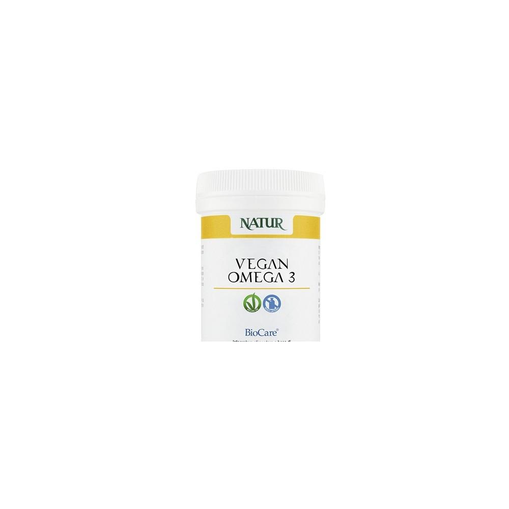 Natur Vegan Omega 3 30 capsule vegetali