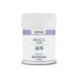 Natur MAG C 1000 30 tavolette Integratore alimentare