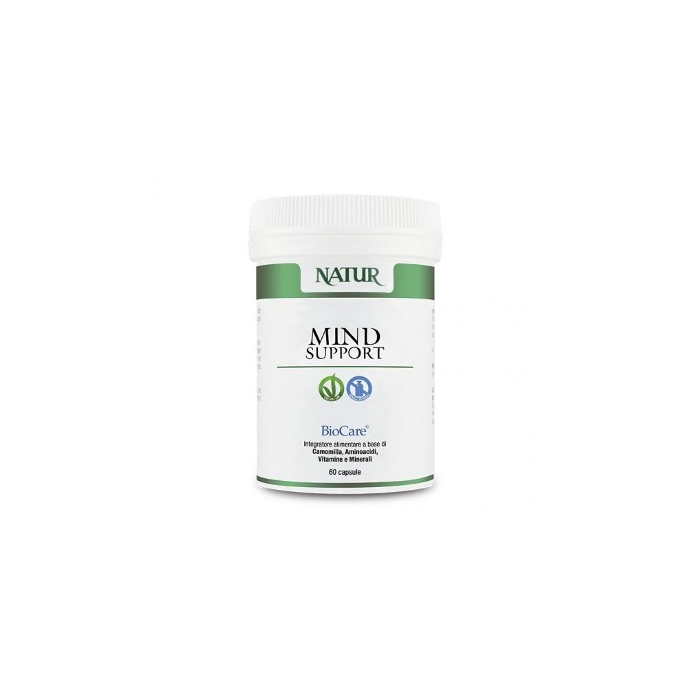 Natur Mind support 60 capsule vegetali