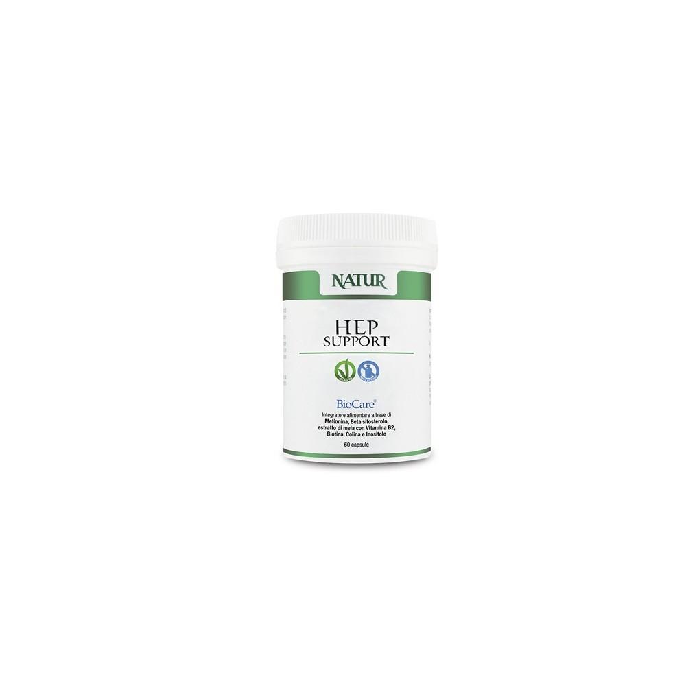 Natur Hep Support 60 capsule vegetali