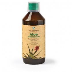 Vonderweid Aloe Arborescens – Ricetta del Frate Classica 500 ml PET Biologico Integratore alimentare