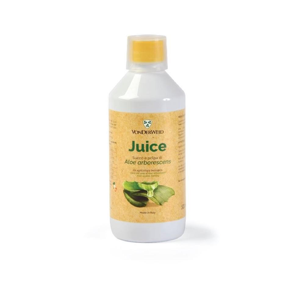 VonDerWeid Aloe Arborescens Juice succo