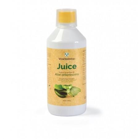 VonDerWeid Aloe Arborescens Juice succo BIO 500 ml Integratore alimentare