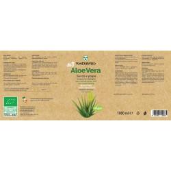 VonDerWeid Aloe Vera Succo BIO 1000 ML Integratore alimentare
