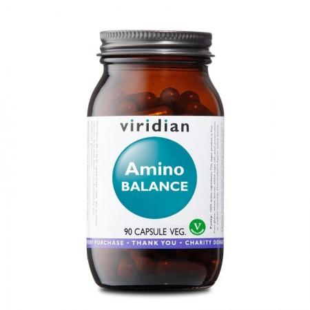 Viridian Amino Balance 90 capsule vegetali Integratore alimentare
