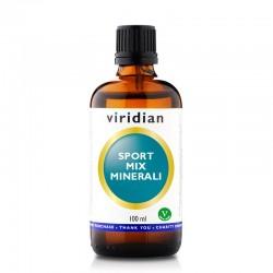 Viridian Sport Mix Minerali 100 ml Integratore alimentare
