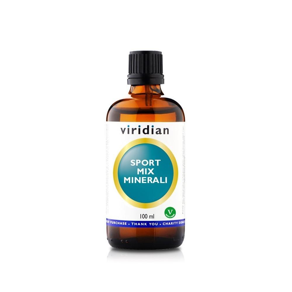 Viridian Sport Mix Minerali 100 ml