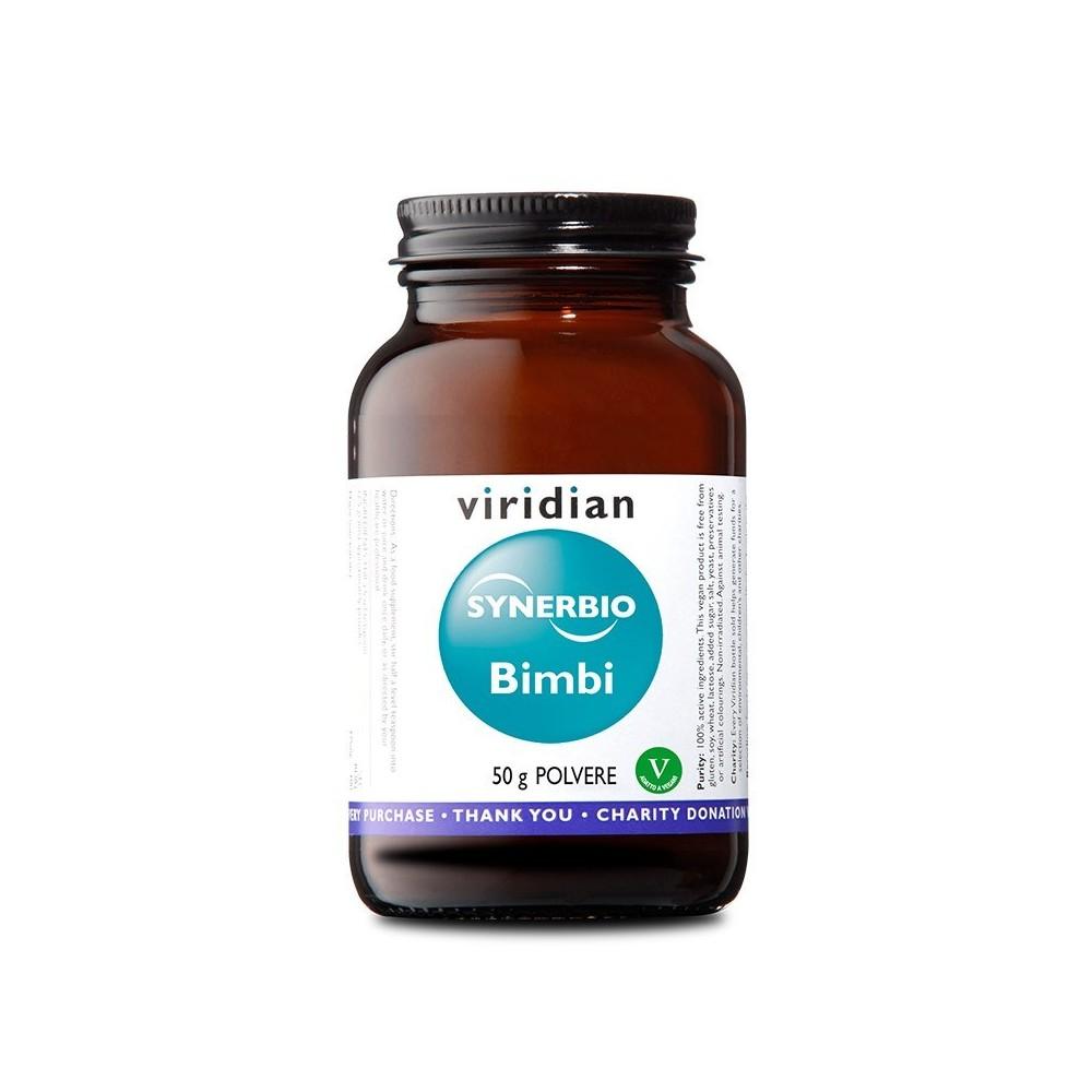 Viridian Synerbio Bimbi 50 gr polvere