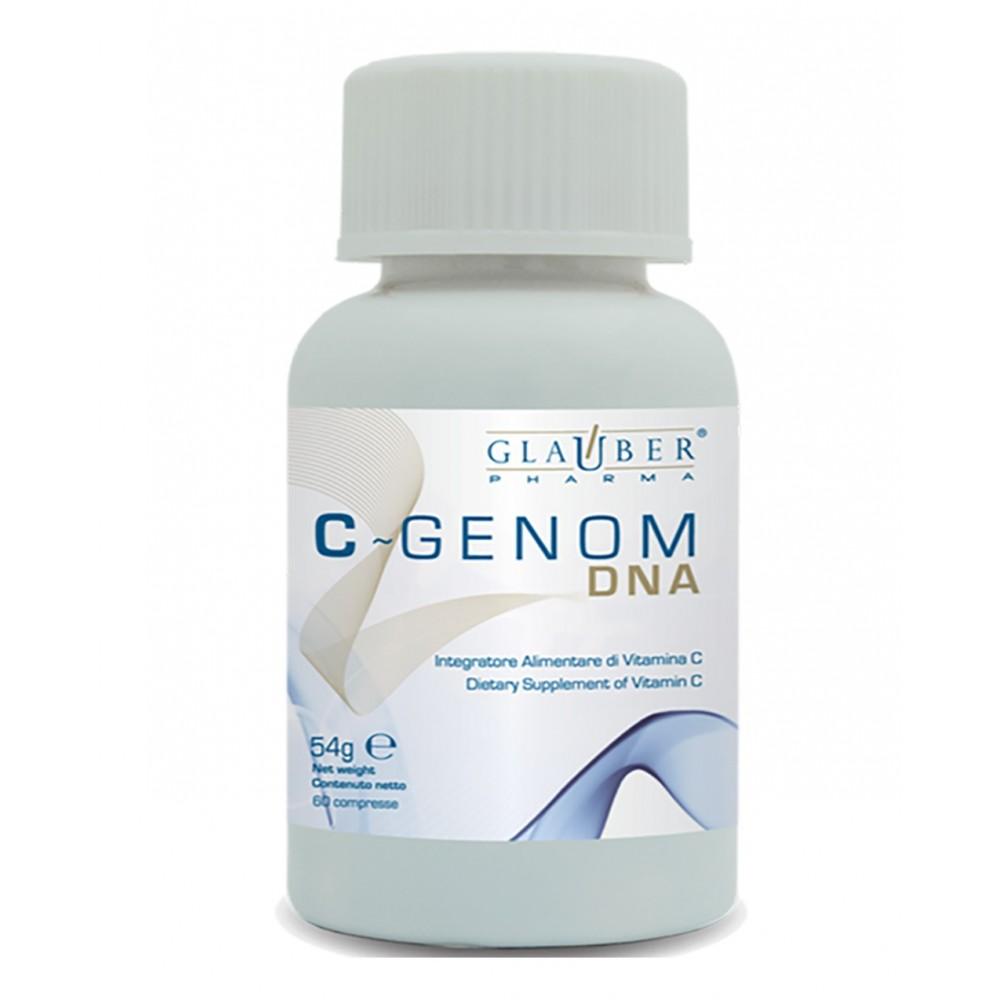 Forza Vitale Glauber Pharma C Genom DNA